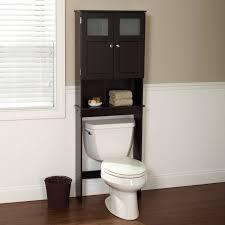 bathroom space savers bathtub storage:  zenna home chbb bathroom spacesaver espressofrosted glass