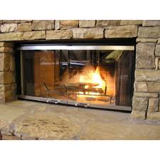 glass fireplace doors i41 all about top home design styles interior ideas with glass fireplace doors