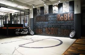 harley davidson corporate office. Hunzinger\u0027s Work Featured In One Of Milwaukee\u0027s Coolest Offices Harley Davidson Corporate Office R
