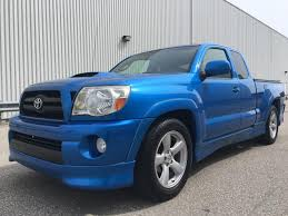 Used 2006 Toyota Tacoma X-Runner - 6 Speed Manual for Sale in ...