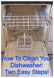 How To Clean A Dishwasher How To Clean Your Dishwasher Foxy Whole Foodie