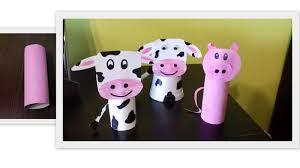 PM 12 Olsztyn - Krowa daje mleko - zabawa plastyczna