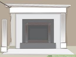 image titled remove a fireplace insert step 1