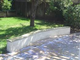 Stucco Retaining Wall Design Retaining Bricks Landscaping Retaining Wall San Jose Bay