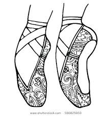 Dance Coloring Pages With Printable Ballet Coloring Pages For Kids