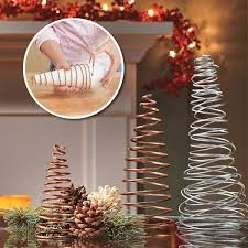 cheap christmas decor: pics photos wire tree cheap christmas decoration diy ljabsvla