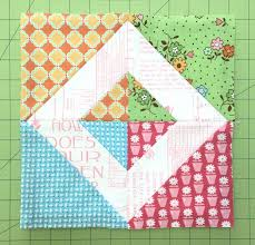 Bee In My Bonnet: My Flower Box Quilt Block Tutorial and Sew Along!!! & One cutie patootie Flower Box:) Adamdwight.com