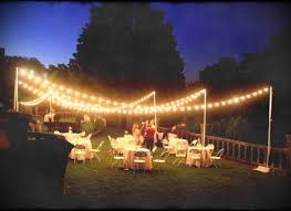 Backyard wedding lighting ideas Diy Backyard Wedding Lighting Ideas Outdoor Goods Ringbandinfo 40 Wedding Lighting Ideas The Science Of Wedding Design Rene039