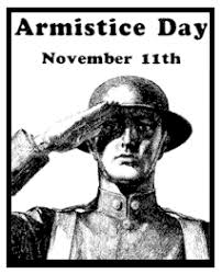 In Honor of the Armistice - Scheiss Weekly