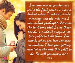 Best Marriage Proposal Quotes That Guarantee A Resounding 'YES Unique Proposal Quotes