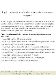 Sample Resume For Office Assistant Position It Administrative Assistant Sample Resume M Labo Co
