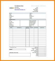 Performa Format 8 Download Proforma Invoice Format Odr2017