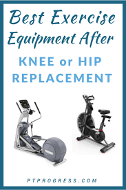 Light Jogging After Hip Replacement Best Exercise Equipment After Knee Or Hip Replacement