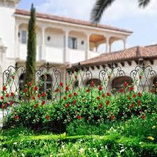 diy garden trellis ideas mini roses