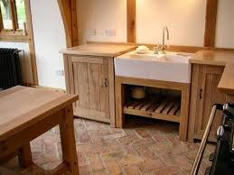 free standing kitchen cabinets. Furniture Benefits Free Standing Kitchen Cabinets Wooden Temporary Sink Stand