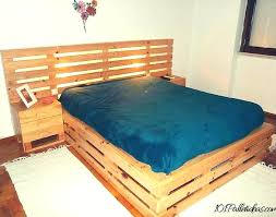 pallet bedroom furniture. Interesting Furniture Pallet Ideas Bedroom View In Gallery Making A Bed Frame From Wood  To Create Awesome Furniture Wall On O
