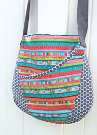 Free Bag Patterns Custom Free Bag Patterns Oval Messenger Bag The Stitching Scientist