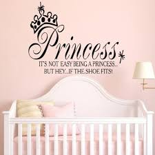 Royalty Quotes Mesmerizing Funk'N Royalty With Princess Wall Quotes 48 Designs To Choose From