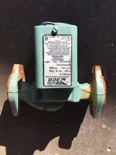 circulator pump taco 007 f4 cast iron cartridge circulator pump 1 25 hp