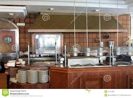 Modern Commercial Kitchen Stock Photo Image - Commercial kitchen