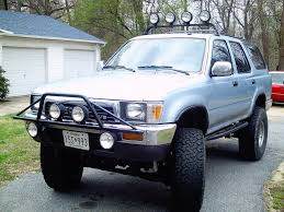 Post pics of 90-95 4Runner IFS lifted pics - YotaTech Forums