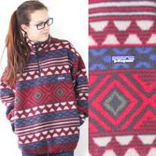 Patagonia Patterns Cool Vintage Patagonia Navajo Tribal Aztec Pattern By Thejadedorris The