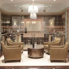 home wine room lighting effect. Home Wine Room Lighting Effect. Giannetti Home: Chic Basement Cellar With Seamless Glass Effect