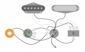 wiring scheme for 2 single coils 1 vol 1 tone and a 3 way switch seymourduncan com support wiring diagrams schematics php schematic 3ws trans