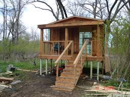 cabin on stilts - Google Search