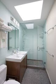 Impressive Modern Bathrooms In Small Spaces A Decorating Design Outdoor Room  Ideas