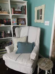 awesome tutorial wing chair slipcover with slipcovers for wingback chairs