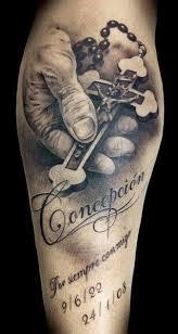 Religious Cross Tattoo By Demon Tattoo Tattoo Tetování Nápady