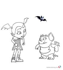 Lets have some fun coloring this disney vampirina. Coloring Pages Vampirina New Vampirina Coloring Pages Vampirina Love Coloring Pages Halloween Coloring Pages Coloring Pages For Teenagers