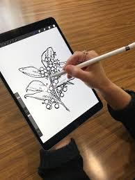 Drawing On Ipad Pro Ipad Pro Digital Drawing Workshop Tickets The Adelaide