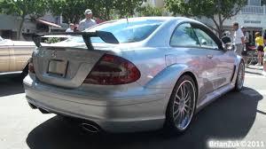 Mercedes CLK DTM AMG - YouTube