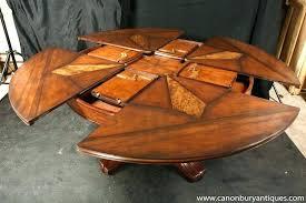 expandable table hardware expandable round table