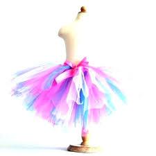 diy tulle table skirt tutu table skirt tulle for tutu baby making pink table skirt tulle