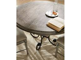 hooker furniture dining. Hooker Furniture Sanctuary 48 In Round Dining Table 5615-75201-GRY \