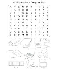 Computer Coloring Pages Safety Keyboard Interactive Christmas