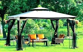 outdoor canopy cover deck canopies and gazebos gazebo replacement covers diy