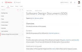 Software Design Document Sample Doc 032 Software Development Plan Template Doc Interface Control