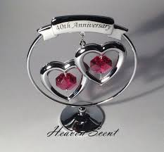 diamond wedding anniversary gifts wedding anniversary gifts 26 years 40th wedding anniversary gifts