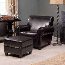 2016 leather chair and ottoman sets