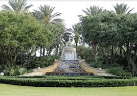 mirasol is a private gated golf community in the heart of palm beach gardens there are two championship golf courses one designed by tom fazio