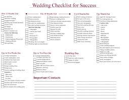 Wedding To Do Lists Under Fontanacountryinn Com