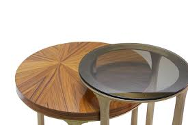 15 amazing wooden coffee and side tables