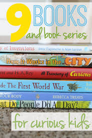 9 books and book series for curious kids