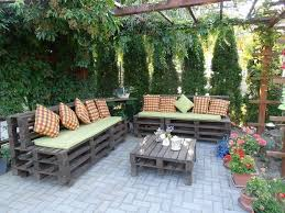 outdoor pallet furniture ideas. Brilliant Outdoor Ideas For Backyard 39 Pallet Furniture And Diy Projects Your Patio T
