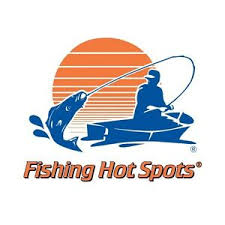 Texas Fish Chart Details About Fishing Hot Spots Map Chart Fork Lake Tx A422