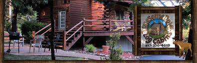 beautiful one and two bedroom custom built luxury log cabins the cabins are located just